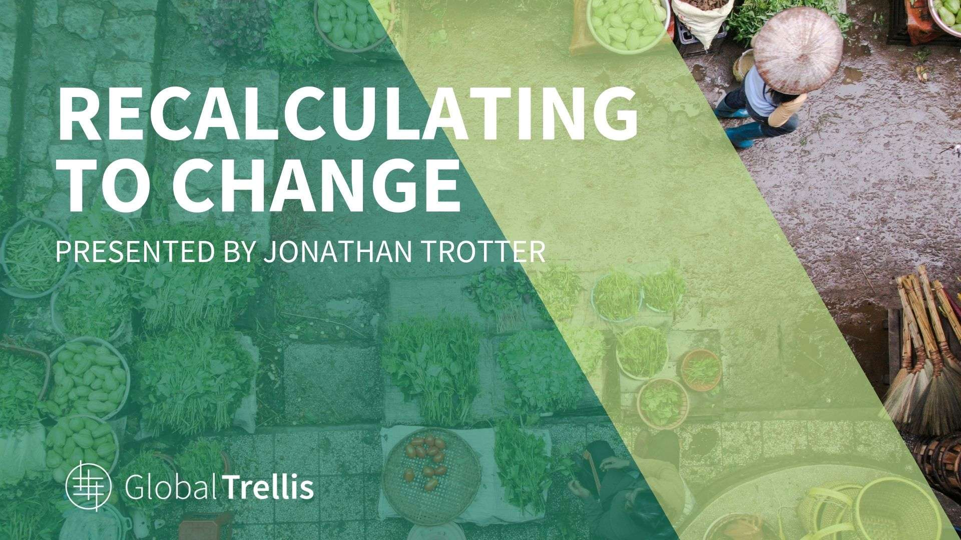 Recalculating to Change